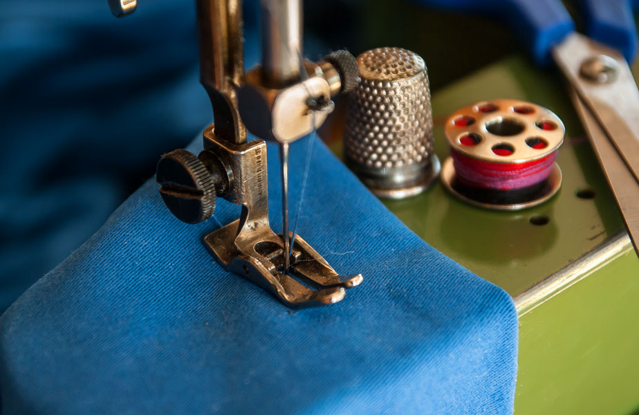 Fashion and Machine Sewing Camp