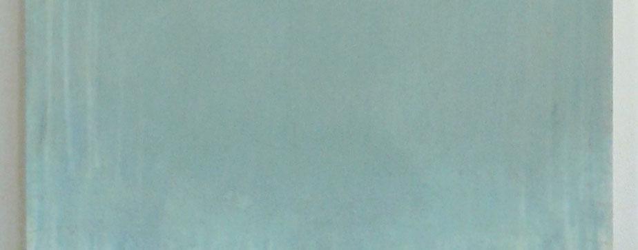 untitled (Aqua Blue), Stuart Fineman, 2014